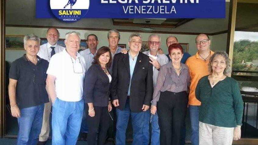 Foto direttivo Lega Venezuela