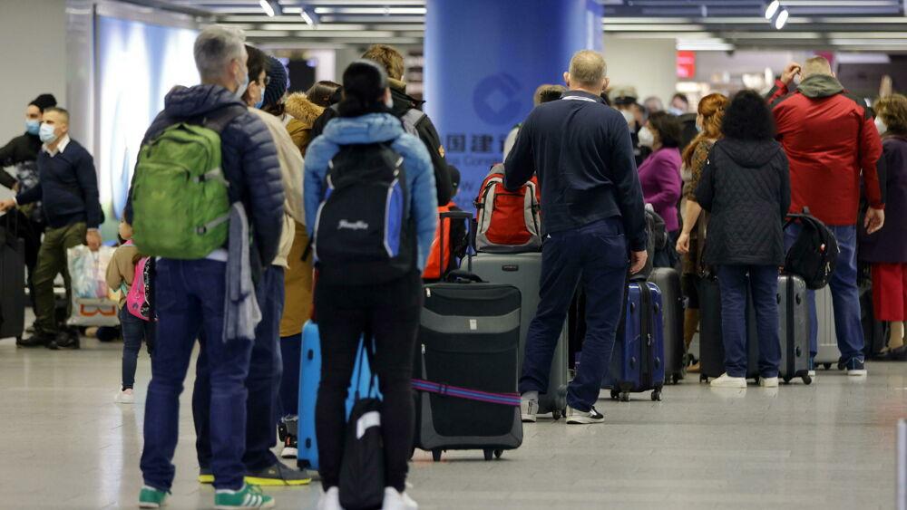 italiani bloccati a Londra