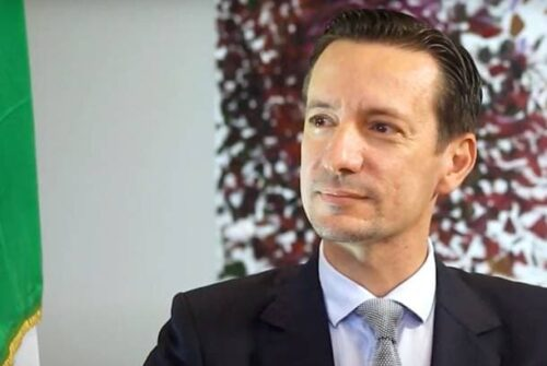 Ambasciatore Luca Attanasio